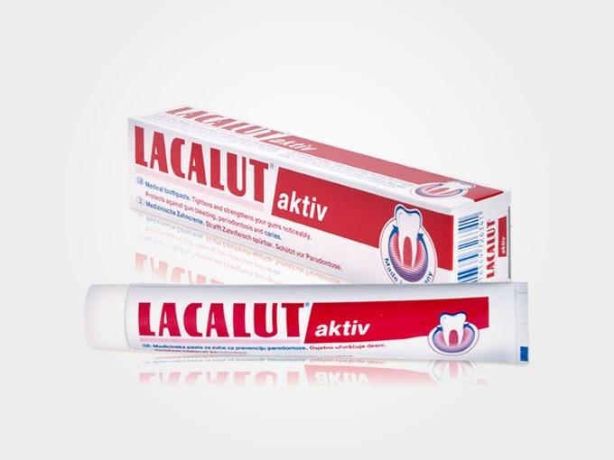 Lacalut Aktiv Radio Commercial  - Natusana Macedonia